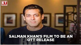 Salman Khan's 'Radhe' to be an OTT release