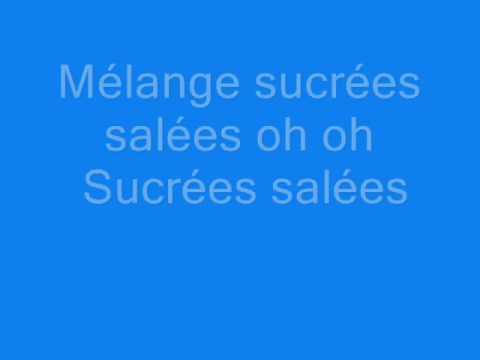 Parole vidéo Logobi Gt - Sucré Salé