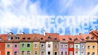 Co to są te małe domki w... Poznaniu?   Architecture is a good idea