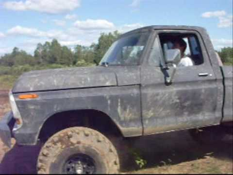 1979 Ford F150 Mudding 400m On 38 Quot Swampers 2 Youtube
