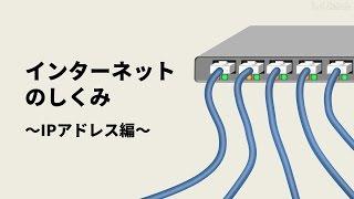 超わかりやすい!インターネットのしくみ(3/4)~IPアドレス編~【音声無し】(IPアドレスの枯渇問題や自動設定の考え方を動画で理解できる!)