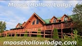 Big Moose Lodge in Pigeon Forge, TN Cabin Tour - YouTube