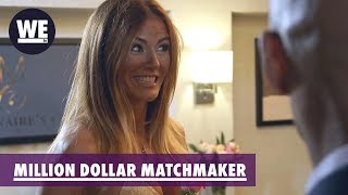 'Are You Kelly from Real Housewives?' Sneak Peek | Million Dollar Matchmaker | WE tv
