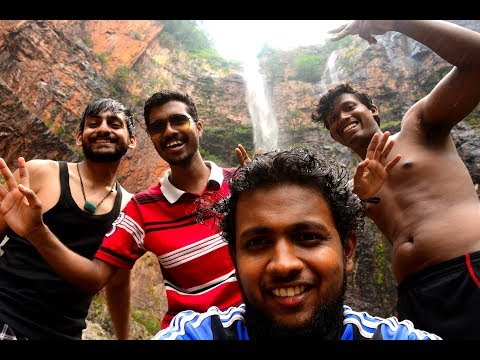 TADA WATERFALL in the heart of nature...