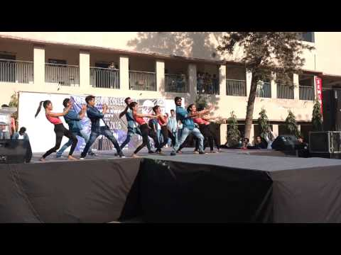 Maula Kabhi Mujhe - Dynamic Society  Dance Performance 2k16