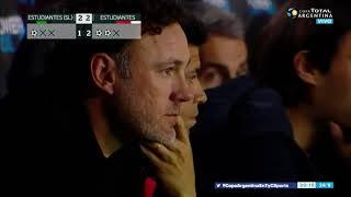 Así clasificó Estudiantes de La Plata a los cuartos de la Copa Argentina