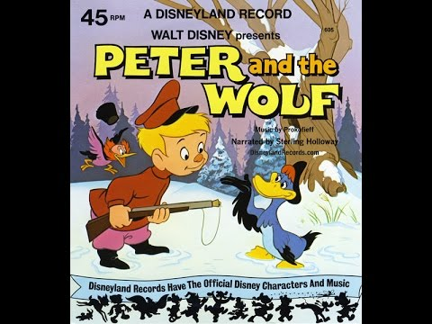 Disney's Peter & The Wolf