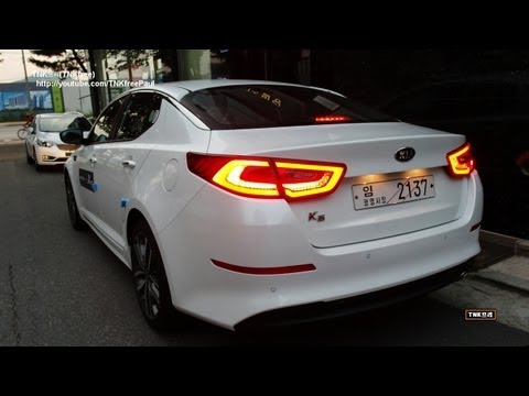 2014 Kia Optima (2014 Kia K5 ) released...