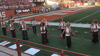 Texas Pom Squad