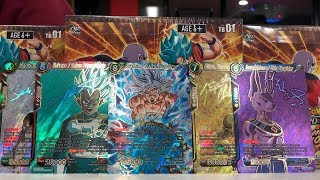 NEW! Tournament of Power Booster Box Opening!