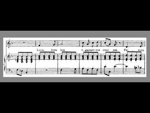 Villanelle - Low Key - Berlioz - F Maj - Accompaniment.mov