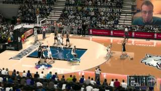 JUGANDO A || NBA 2K11 ( PC ) || Gameplay