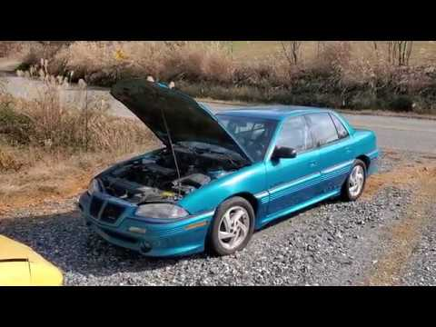 Something For the Car People-Car Review Sample (1993 Pontiac Grand Am GT Sedan)