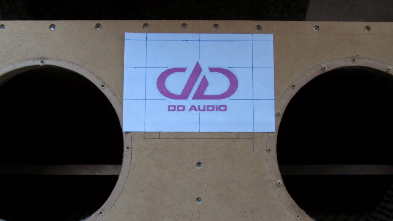 How To Make Digital Design Led Logo Emblem Light Car