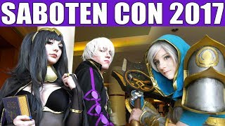 Find all the cosplayer highlights from the four-day anime event in ...