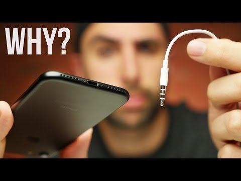 The REAL Reason iPhone 7 Doesn't Have A Headphone Jack