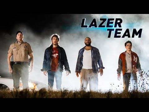 First teaser trailer for Rooster Teeth's crowd-funded sci-fi comedy Lazer Team