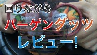 危険な遊具!!大胆に野菜のハーゲンダッツレビュー thumbnail