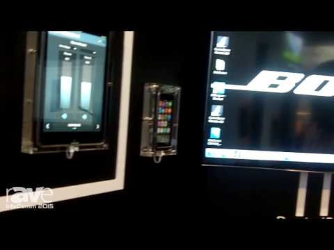 InfoComm 2015: Bose Talks About Control Space Designer 4.3