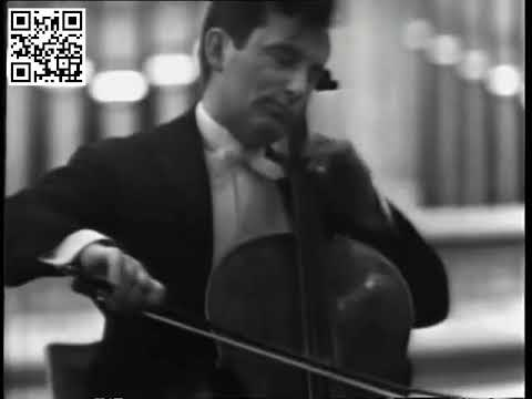 Daniil Shafran plays Kabalevsky Cello Concerto № 2 Premier of the concerto
