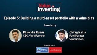 Episode 5: Building a multi-asset portfolio with a value bias
