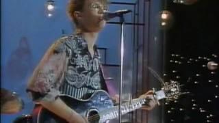 Jakob Hellman i Röda Fjädern Galan SVT 1989