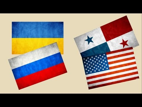 Russian Military Intervention in Ukraine (2014) vs. U.S. invasion of Panama (1989-1990)