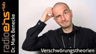 Dr.  Mark Benecke - Verschwörungstheorien (radioeins)