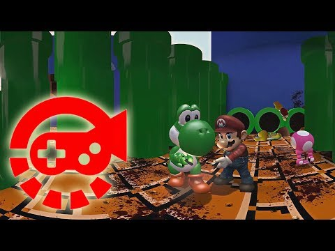 360° Video - Super Mario Bros Survival