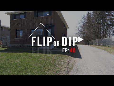 Our New Triplex Rental Property   Flip or Dip Ep:40