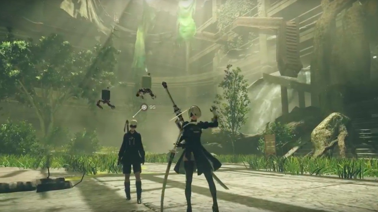 Nier: Automata - Design Thoughts | Endless Illusion Software
