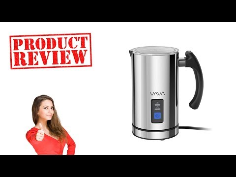 VAVA Milk Frother - Unboxing & Review