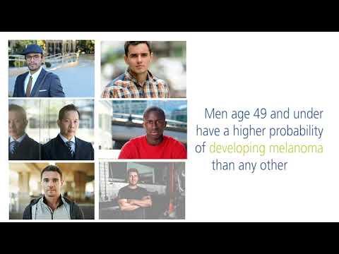 Melanoma - Men Facts