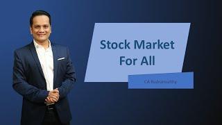 STOCK MARKET FOR ALL FREE WEBINAR_NIFTY MASTER CA Rudramurthy BV