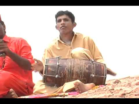 Bahawalpur Cholistani Aado Bhagat ram song at fort kher gurh.wmv