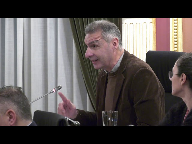 Pleno extraordinario Concello de Ourense 26 12 19