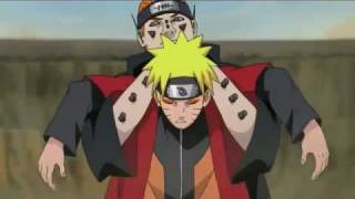 AMV Naruto vs Pain - Full Fight
