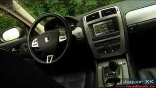Jaguar XK: Roadlook TV review (English)