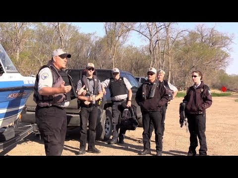 Game Warden Training - NDGNF