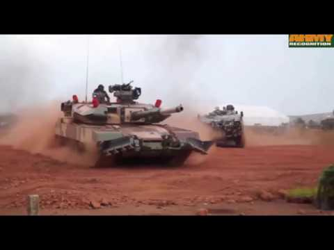 AL Khalid Tank is Best Tank of world Special Report 2017