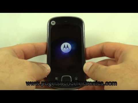 How to Unlock T-Mobile Motorola Cliq XT MB501
