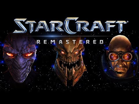 StarCraft: Remastered - Hell, It's About Time. Again.
