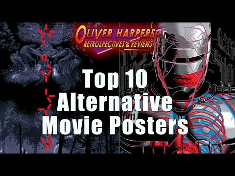 Top 10 Alternative Movie Posters!