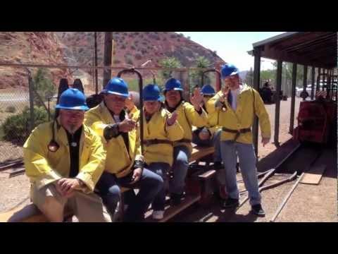 Bisbee Arizona Copper Queen Mine Tour ...