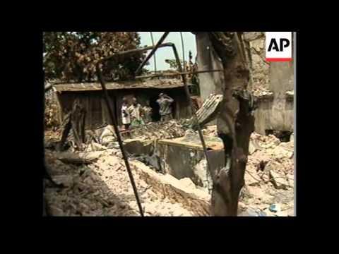 SIERRA LEONE: ECOMOG TROOPS BEGIN TO IMPOSE ORDER IN FREETOWN