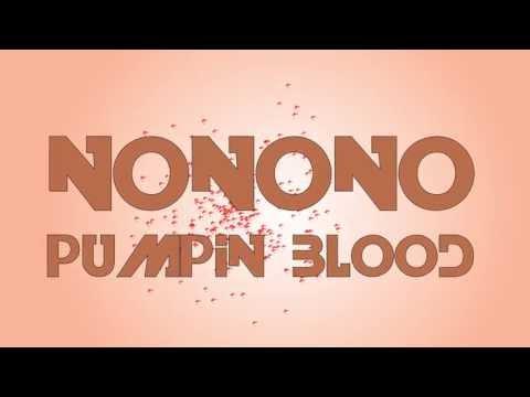 NONONO - Pumpin Blood (Lyric Video)