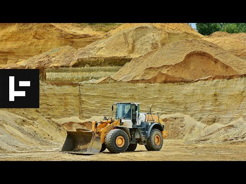 Why Sand Mining Is A Global Environmental Crisis