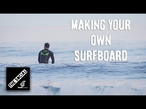 Making Wooden Surfboards With Frazer Reid | Into It