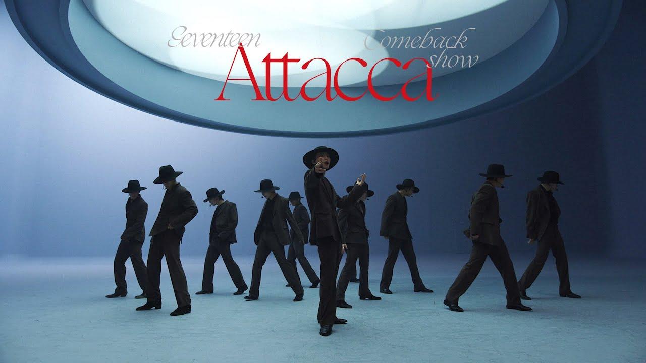 Download SEVENTEEN(세븐틴) - Crush @Comeback Show 'Attacca'
