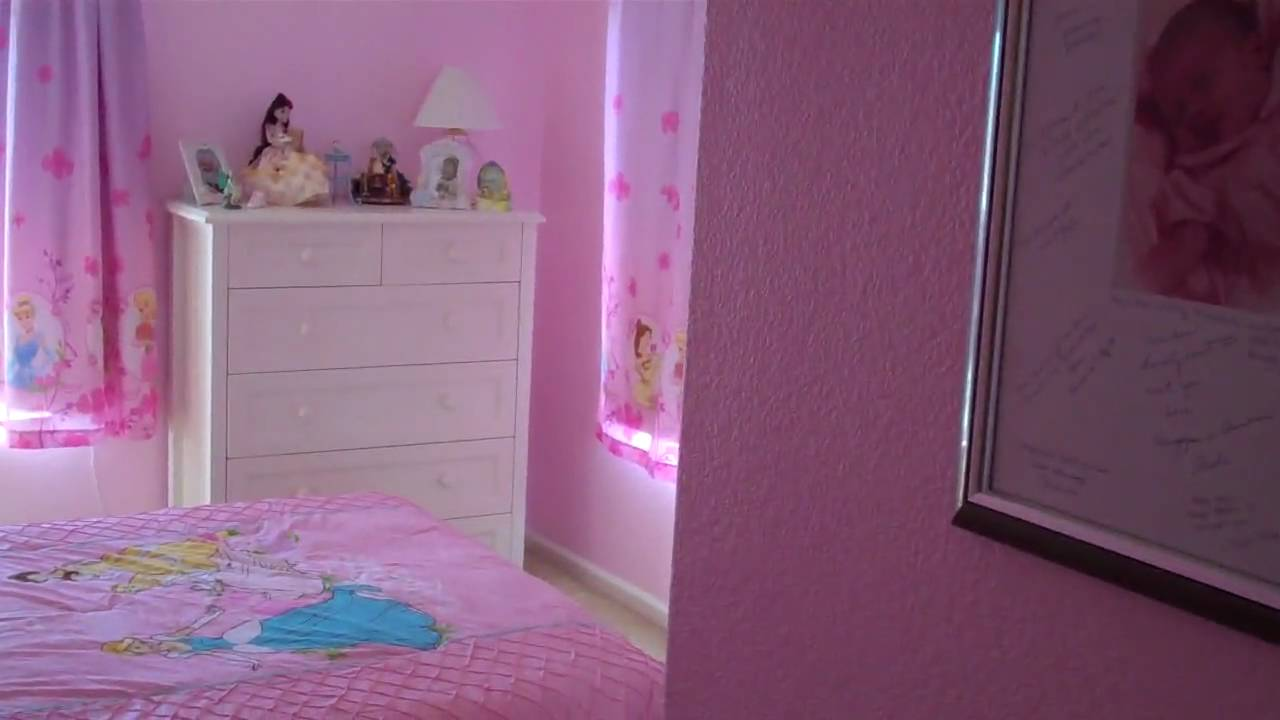 Princess bedroom purple - The New Baby S Room And Kaitlyn S New Princess Bedroom
